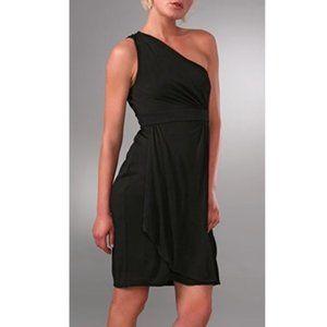 Diane Von Furstenberg  Epana One Shoulder Dress 8